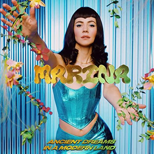 Marina – Ancient Dreams In A Modern Land (Album-Cover)