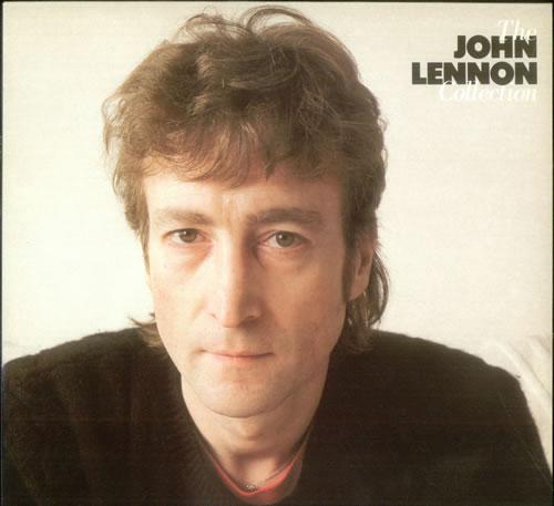 John Lennon Collection (Album Cover)