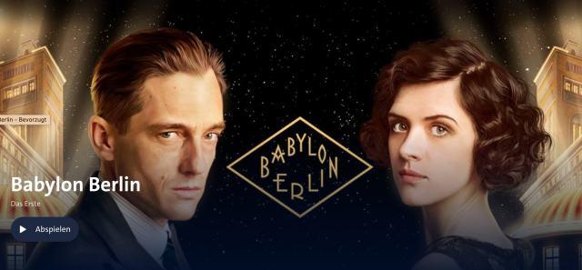 Babylon Berlin (ARD Mediathek)