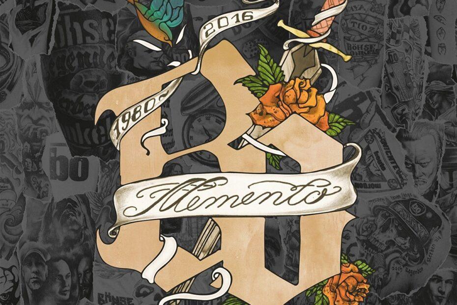 Böhse Onkelz - Memento (Album Cover)