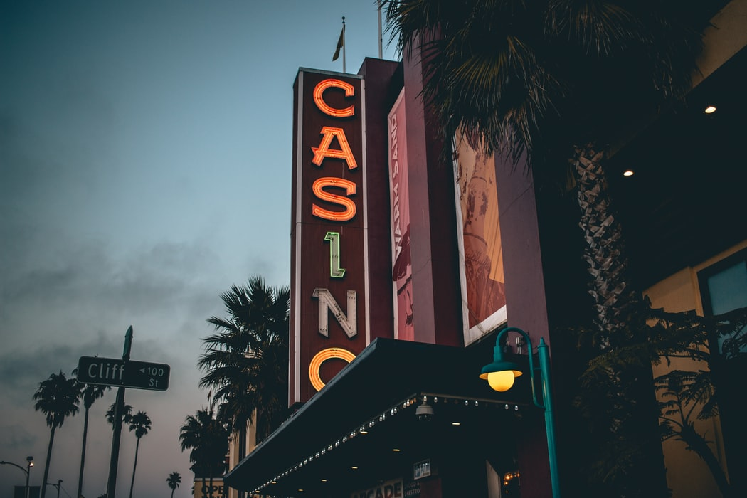 Casino (Foto: Unsplash)