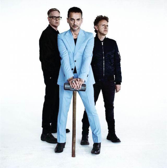 Depeche Mode 2017 (Foto: Anton Corbijn)