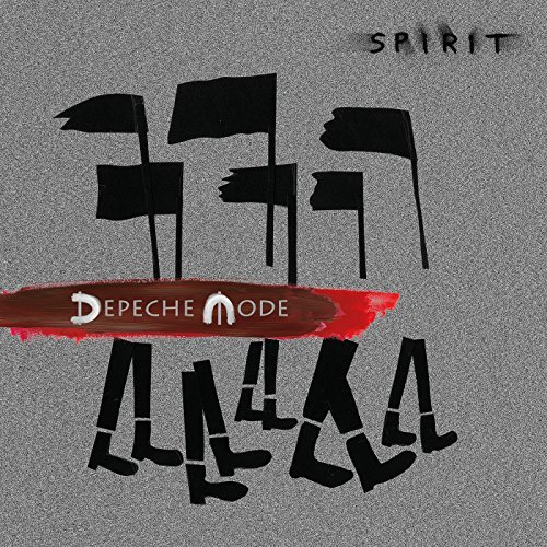 Depeche Mode - Spirit (Album Cover)