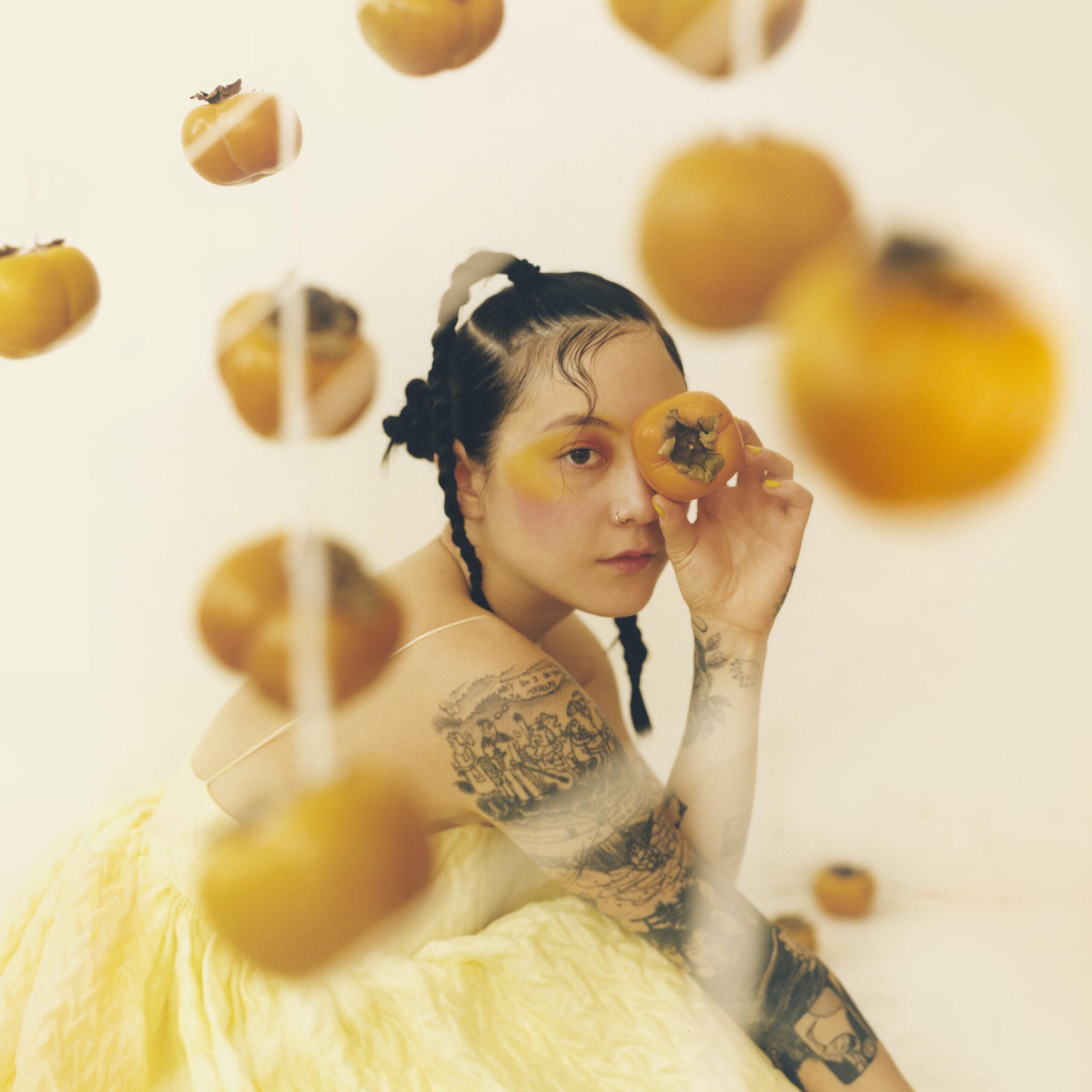 Japanese Breakfast - Jubilee (Albumcover)