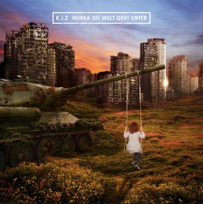 K.I.Z.- Hurrah die welt geht unter (Album Cover)
