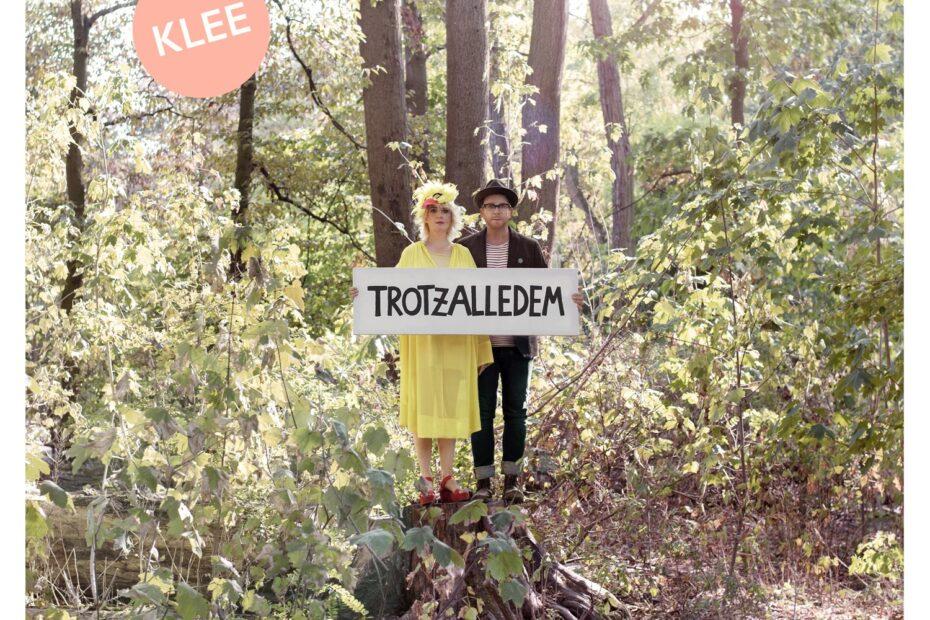 Klee - Trotzalledem (Albumcover)