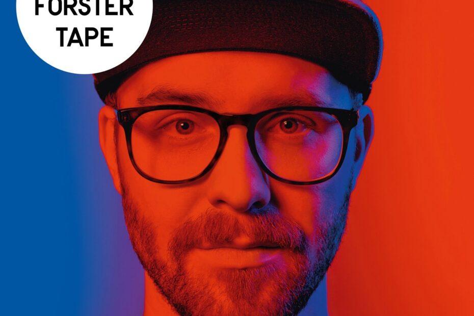 Mark Forster - Tape (Album Cover)