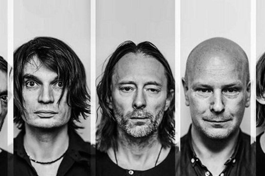 Radiohead (Pressefoto 2016)