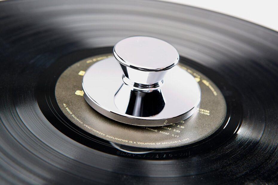 Schallplattengewicht