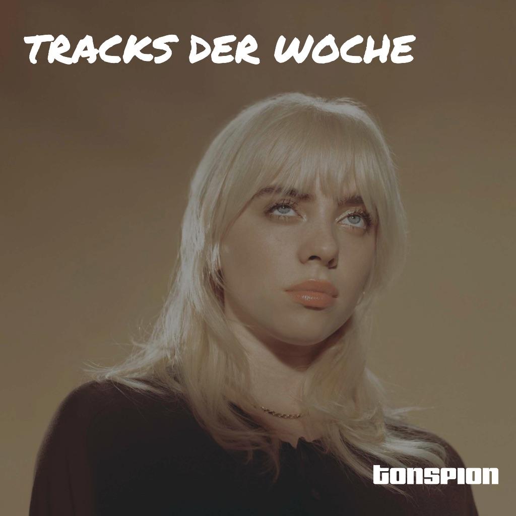 Tracks der Woche (Foto: Billie Eilish/Universal Music)