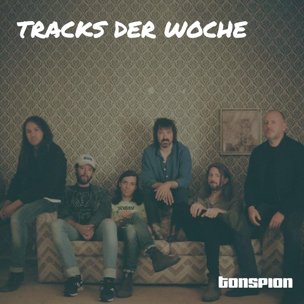 Tracks der Woche (Foto: The War On Drugs)
