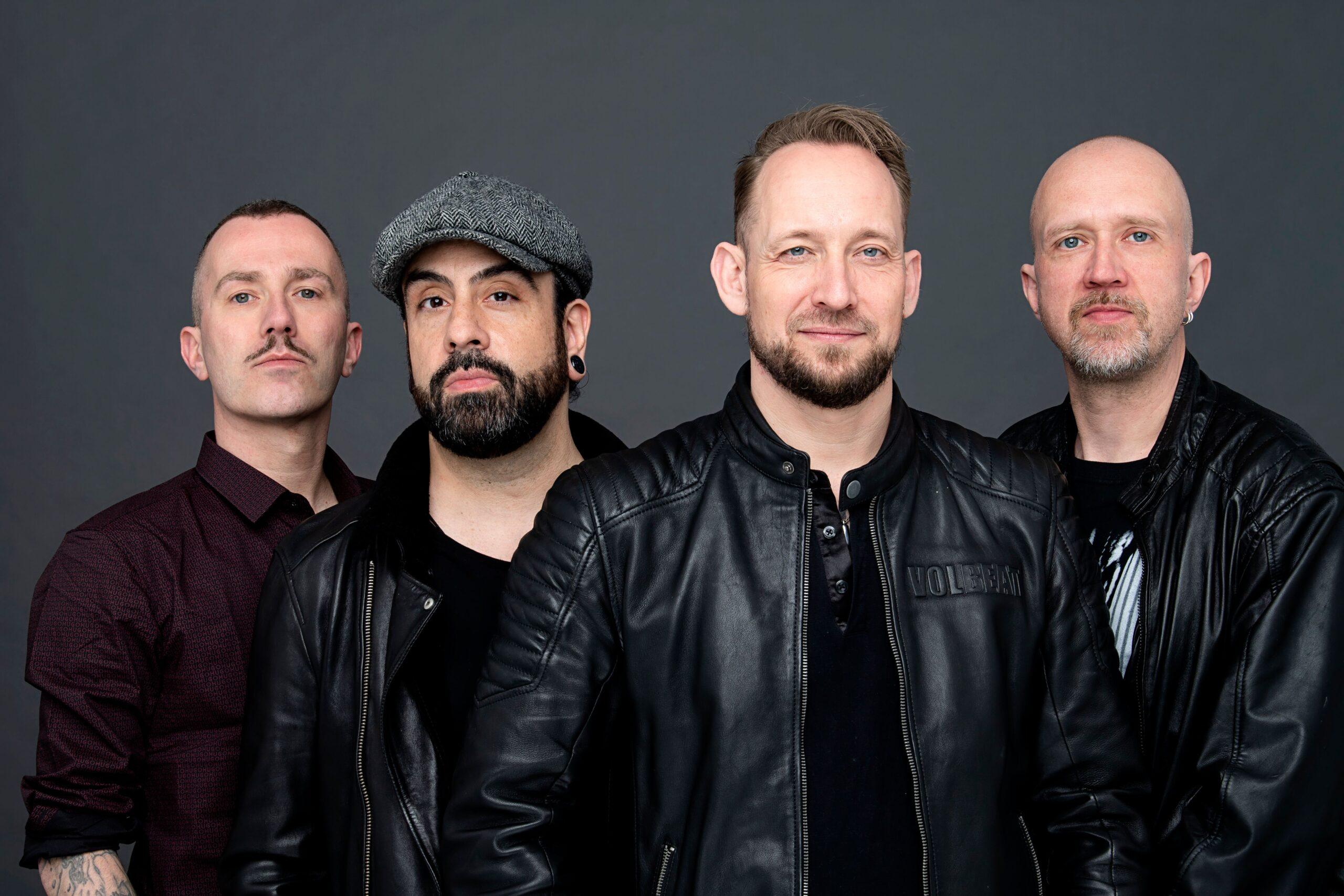Volbeat (Foto: Ross Halfin/Universal Music)