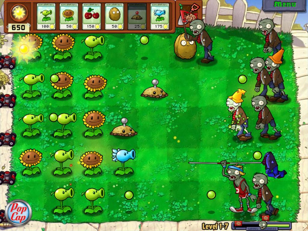 Plants vs. Zombies (Foto: Steam)