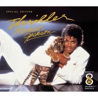 Michael Jackson - Thriller (Album Cover)
