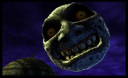 The Legend of Zelda: Majora's Mask 3D (Foto: Nintendo)