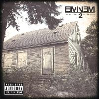 Eminem - The Marshall Mathers LP2 (Album Cover)