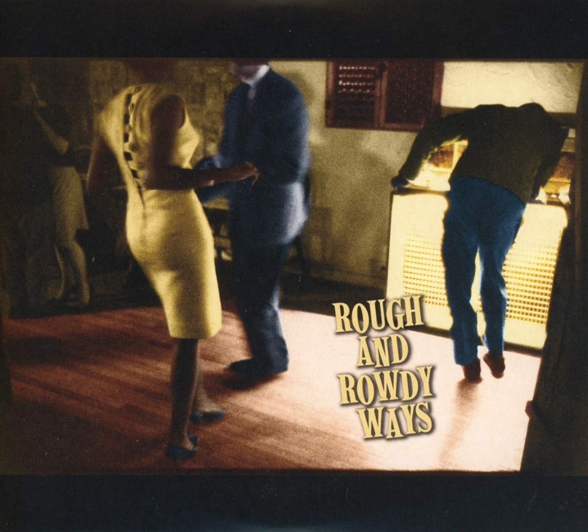 Bob Dylan - Rough And Rowdy Ways (Album Cover)