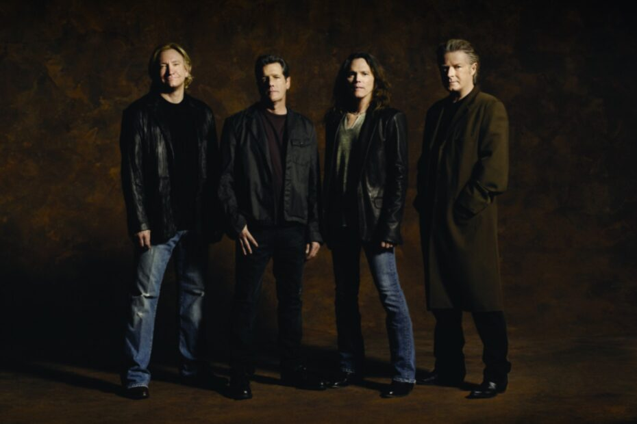 Eagles (Foto: Andrew Macpherson/Universal Music)