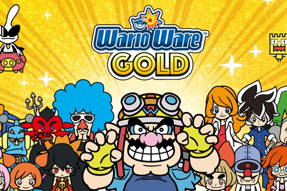 WarioWare Gold (Foto: Nintendo)