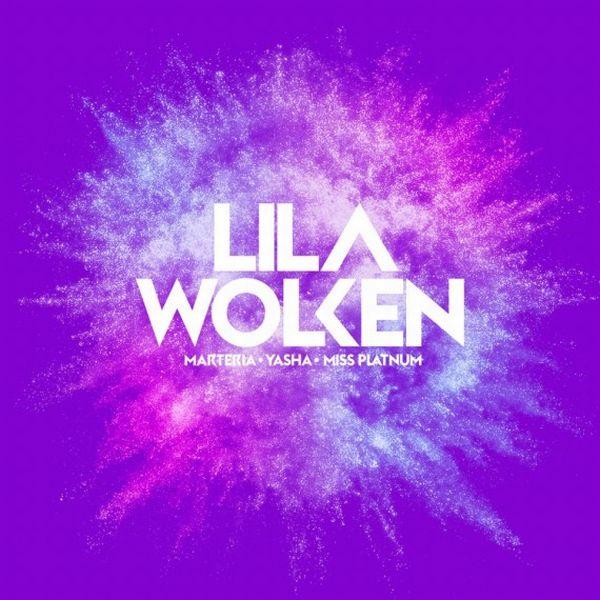 Marteria - Lila Wolken EP (Album Cover)