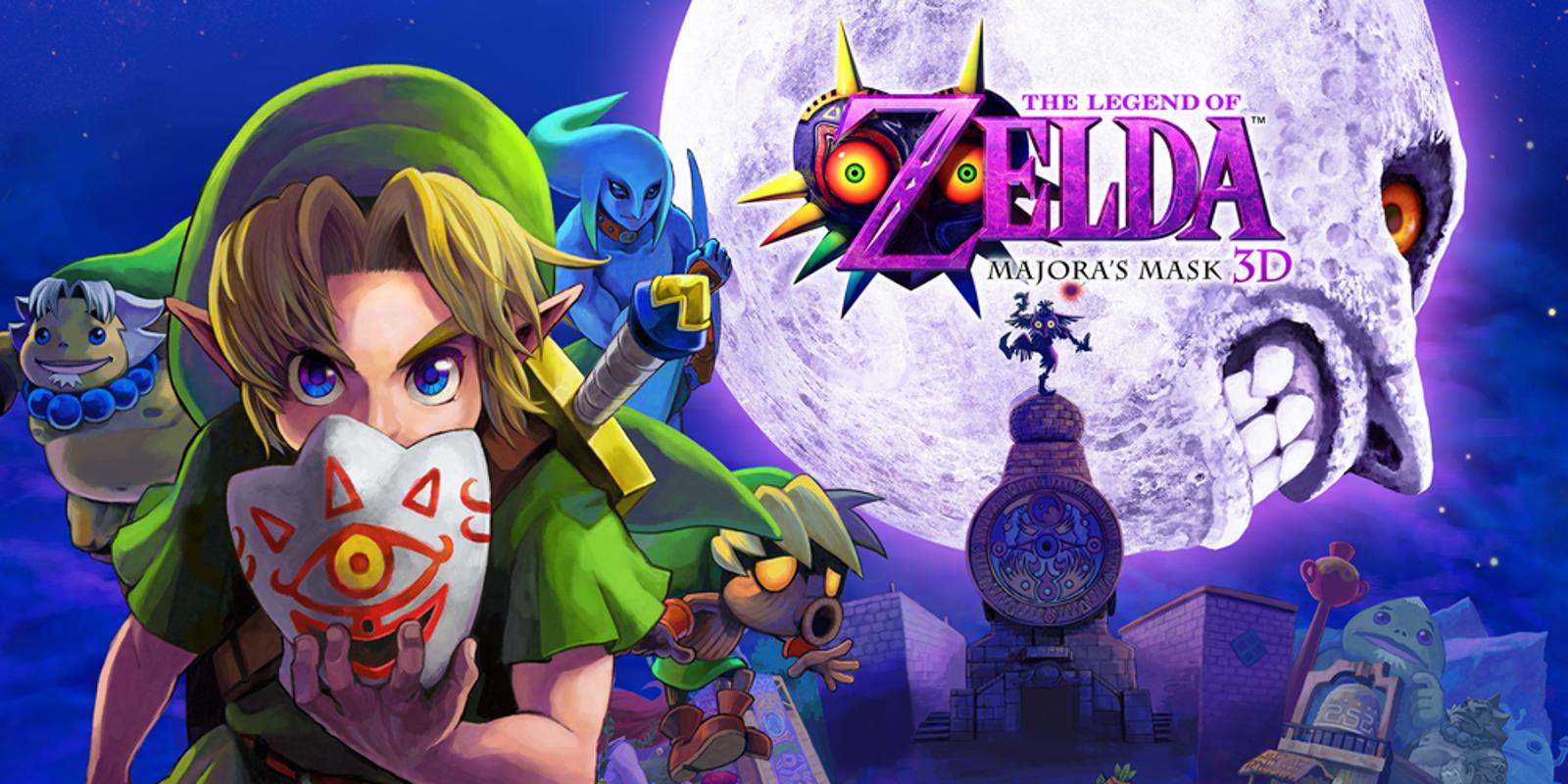 Zelda Majora's Mask (nintendo-de)