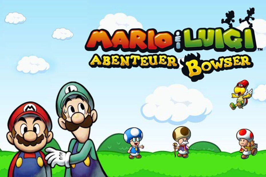 Mario & Luigi: Abenteuer Bowser (nintendo-de)