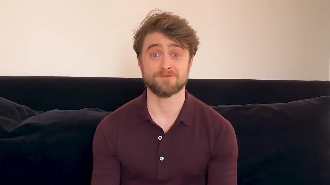 Daniel Radcliffe liest Harry Potter