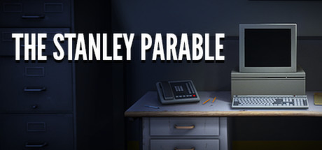 The Stanley Parable Header (Steam)