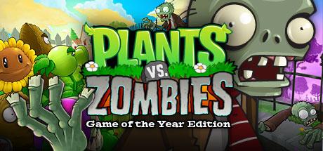 Plants vs. Zombies Header (Steam)