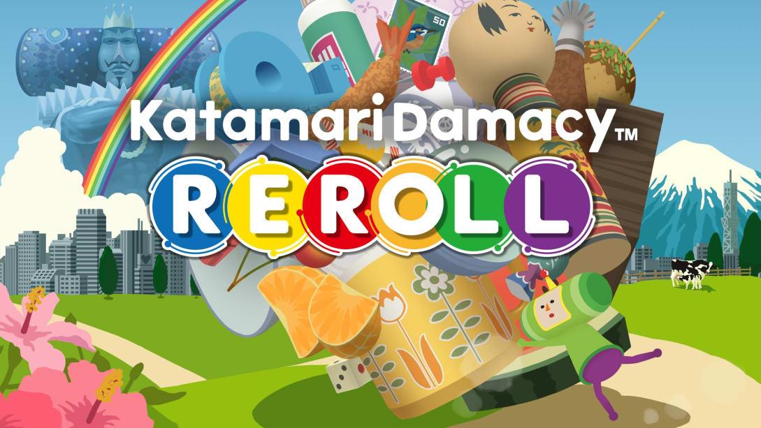 Katamari Damacy REROLL (Foto: Nintendo)