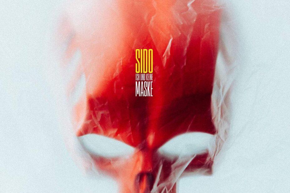 Sido - Ich & keine Maske (Album Cover)