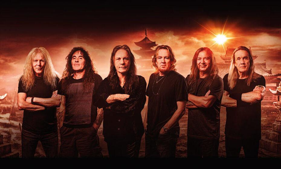 Iron Maiden (Presspic 2021, Foto: John McMurtrie)