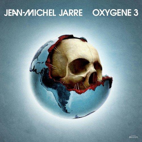 Jean-Michel Jarre - Oxygene 3 (Album Cover)