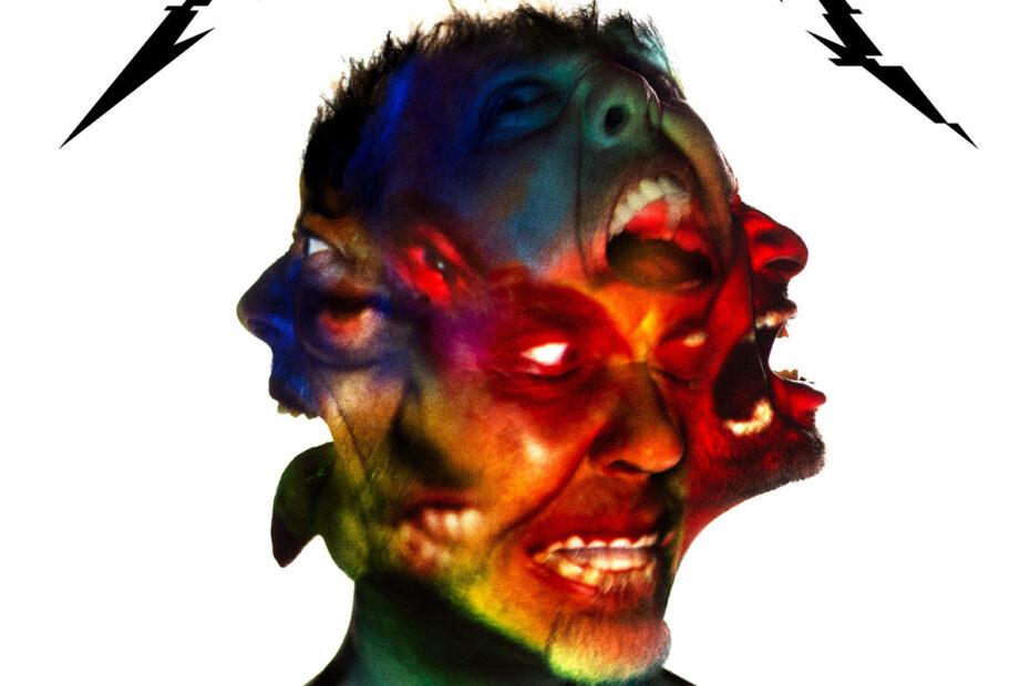 Metallica - Hardwired... To Self-Destruct (Album Cover)