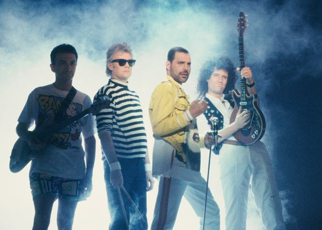 Queen (Presspic Foto: Homepage/Band)