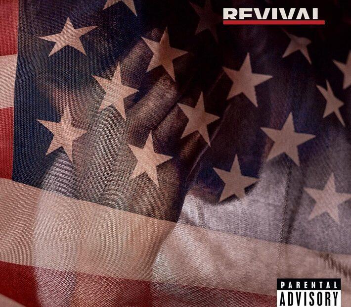 Eminem - Revival (Album Cover)
