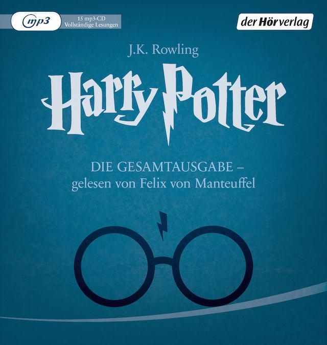 Harry Potter die Gesamtausgabe (Cover)