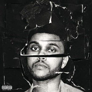 The Weeknd - Beauty Behind The Madness (Album Cover)