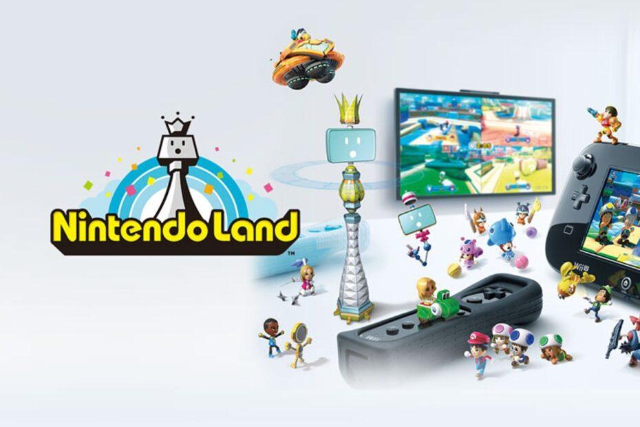 Nintendo Land (Foto: Nintendo)
