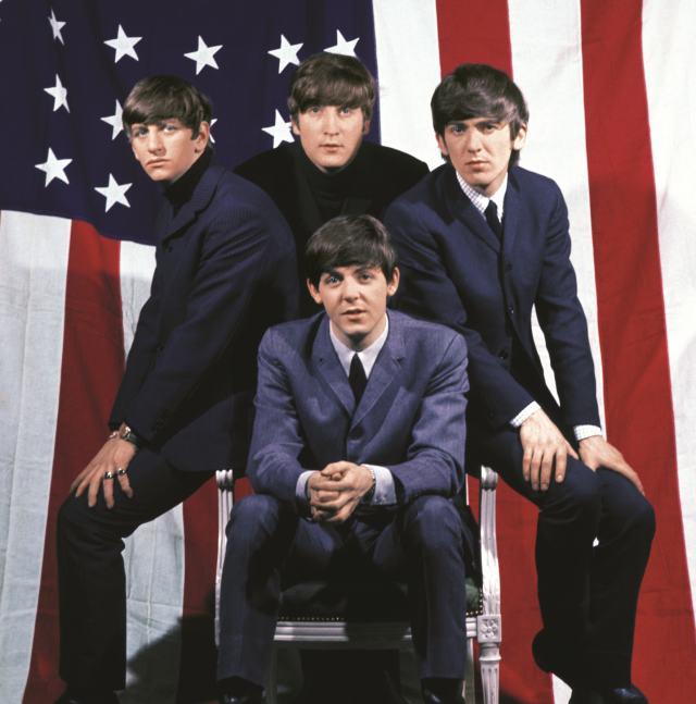 The Beatles (Pressefoto Universal Music)