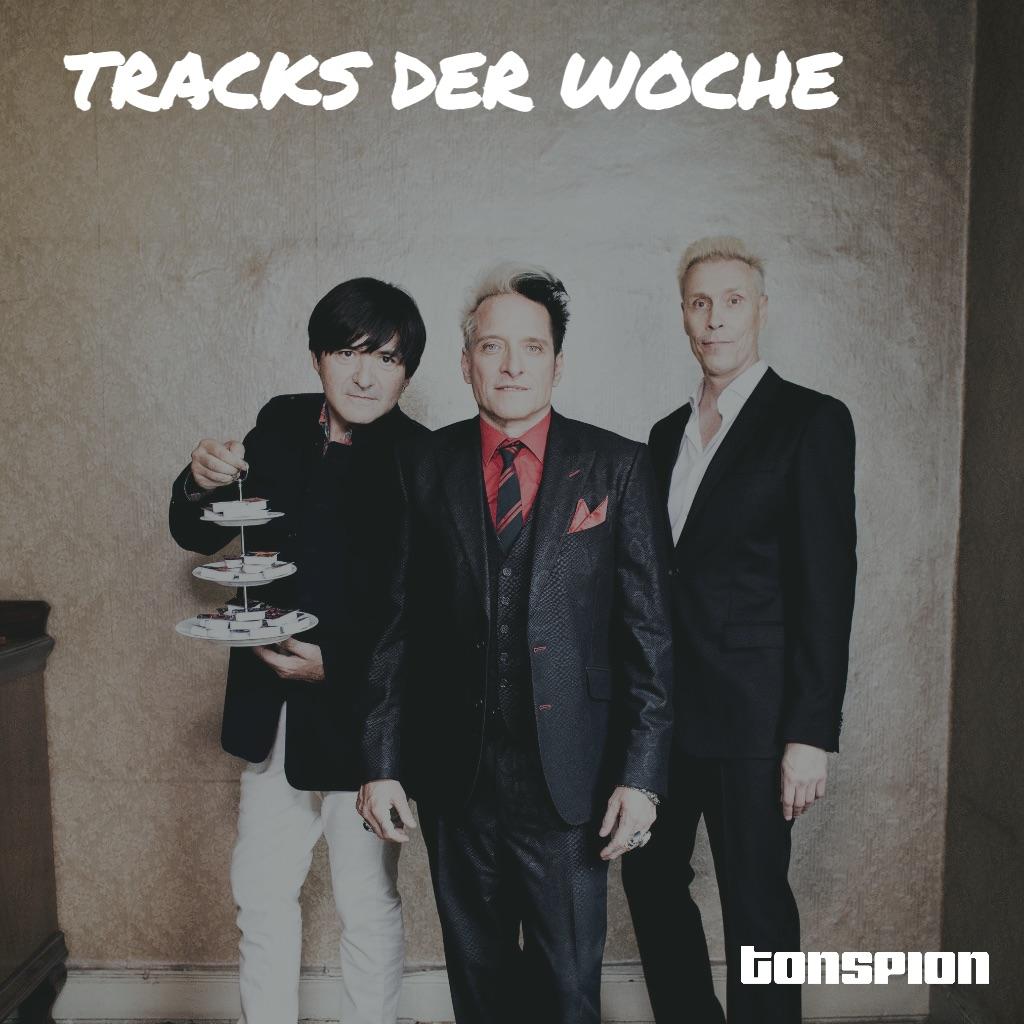 Tracks der Woche (Foto: Die Ärzte/Jörg Steinmetz)