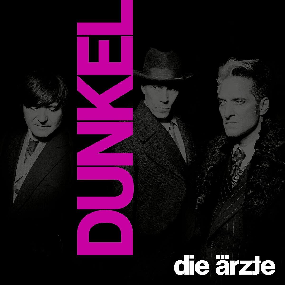 Die Ärzte - Dunkel (Album-Cover)