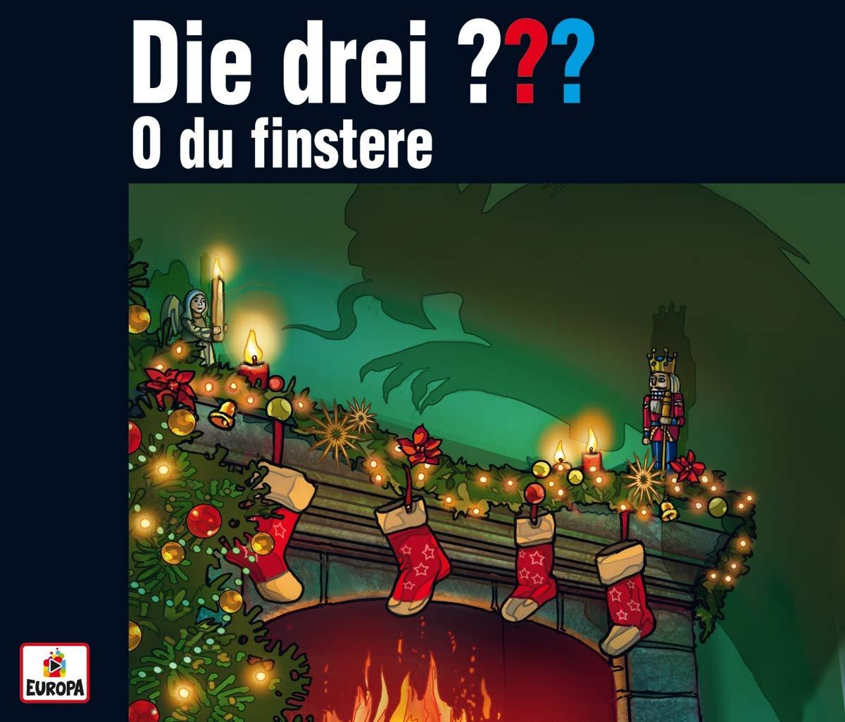 Die drei Fragezeichen - Adventskalender: O du finstere (Album Cover)
