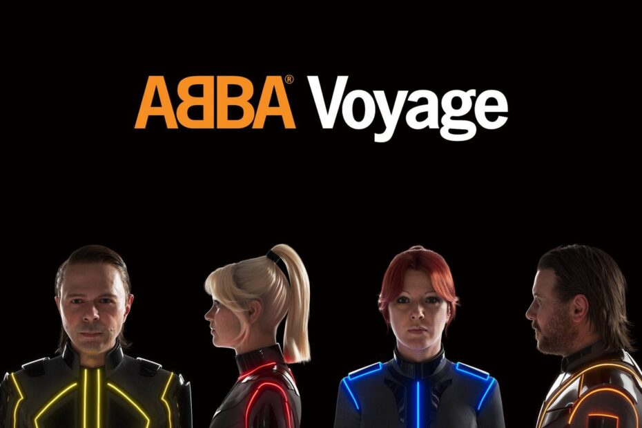 "ABBA ""Voyage"" (Pressefoto)"