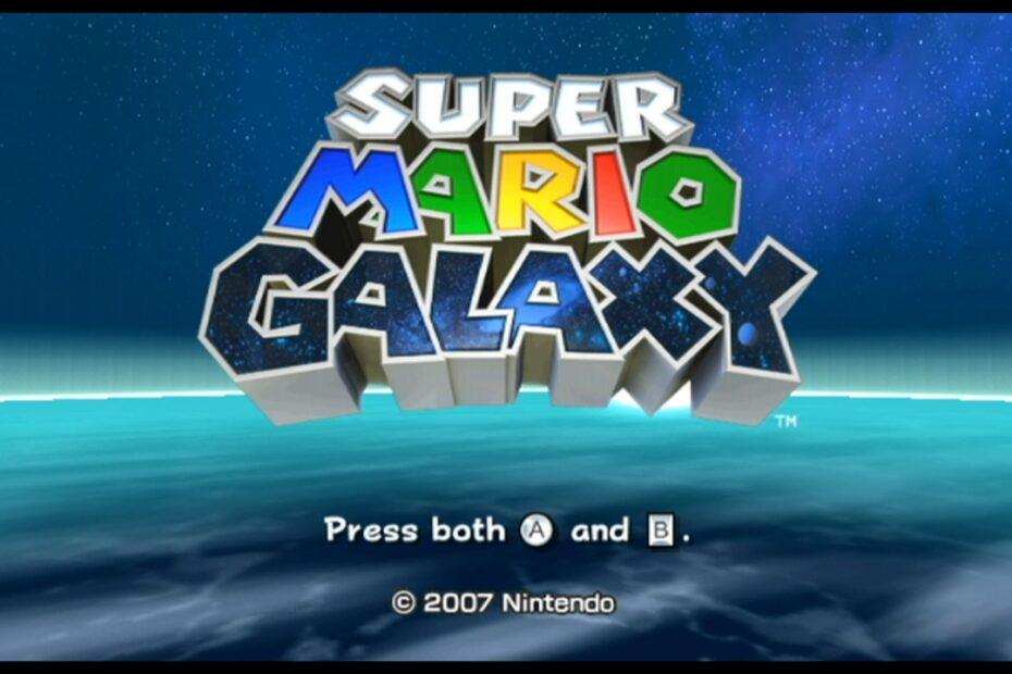 Super Mario Galaxy (Foto: Nintendo)