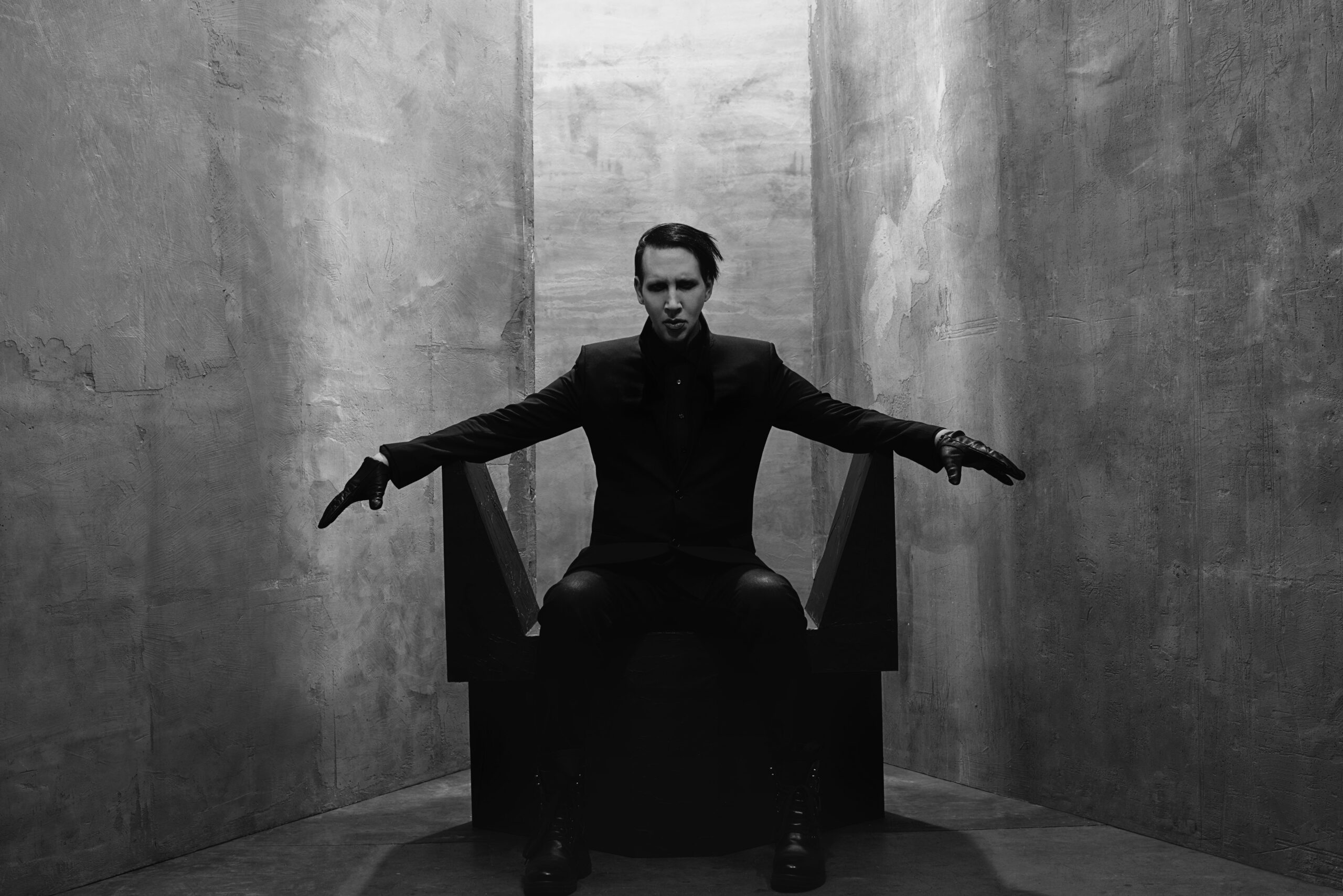 Marilyn Manson (Credit: Nicholas Alan Cope 2014)