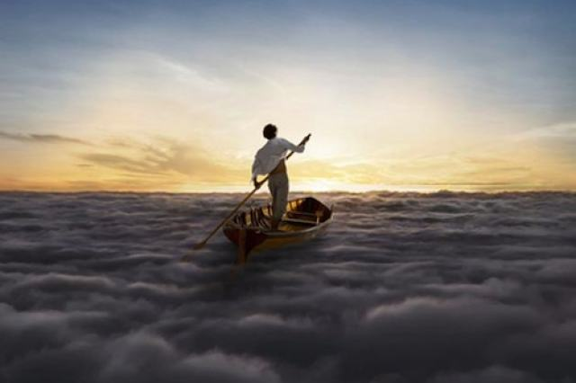 Pink Floyd - The Endless River (Album Cover)