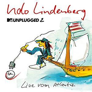 Udo Lindenberg - MTV Unplugged 2 – Live vom Atlantik (Album Cover)