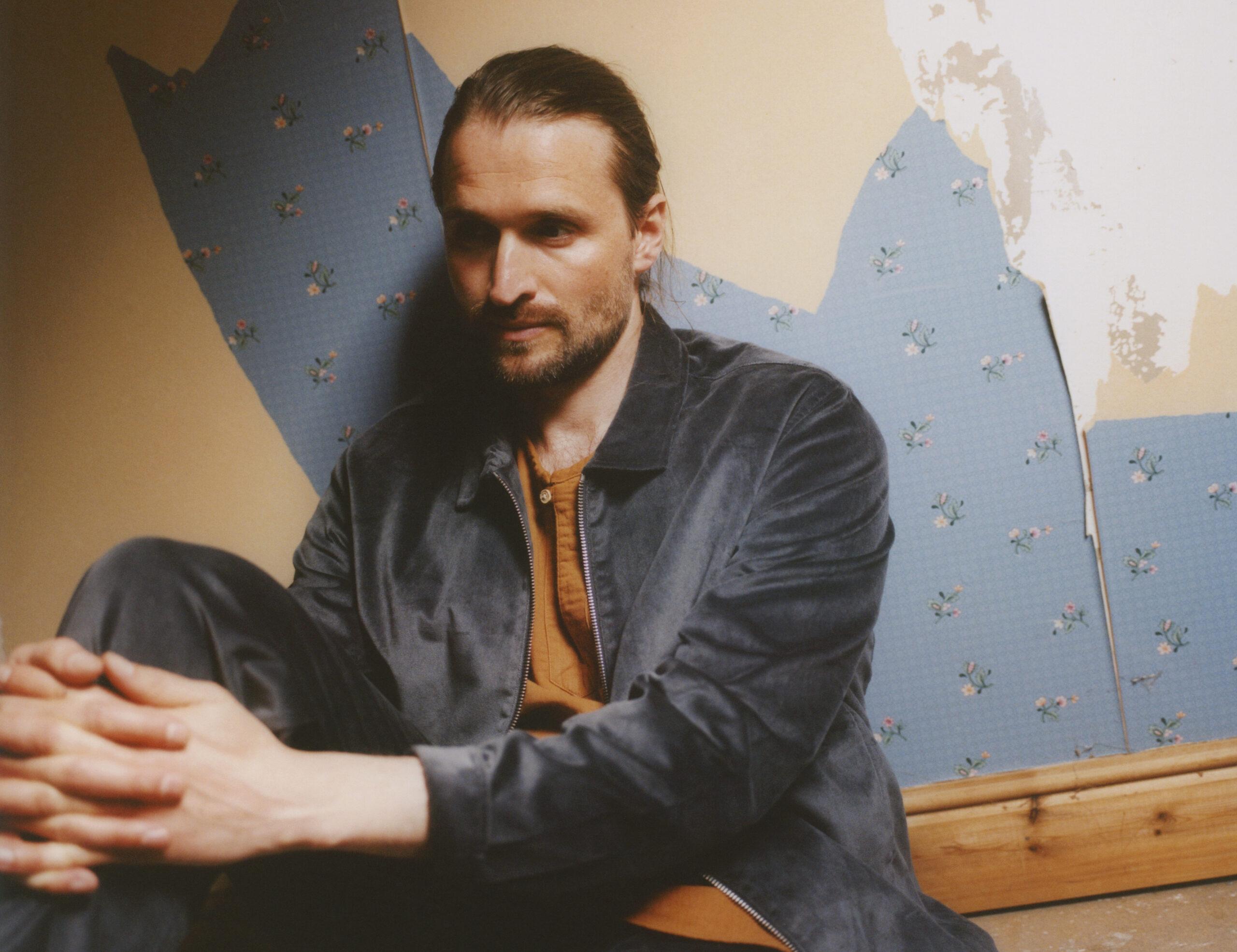 Hayden Thorpe (Presspic 2021 Domino Records, Jack Johnstone)